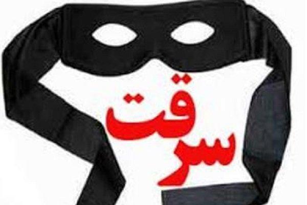 دستگیری سارق حرفه ای موتورسیکلت در مهران