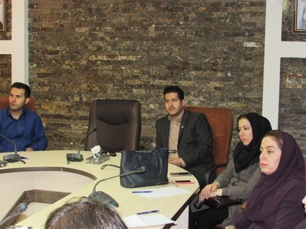 کارگاه آموزشی آشنایی با امور مالیاتی برای مدیران تاسیسات گردشگری کردستان برگزار گردید