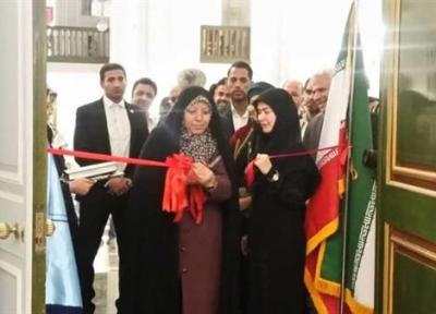 نمایشگاه هنر دست دوز و زیورآلات ایرانی افتتاح شد
