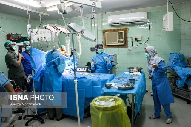 عملیات اجرایی بیمارستان 1000 تختخوابی همدان سریع تر شروع گردد