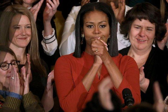 میشل اوباما نمی خواهد وارد سیاست گردد