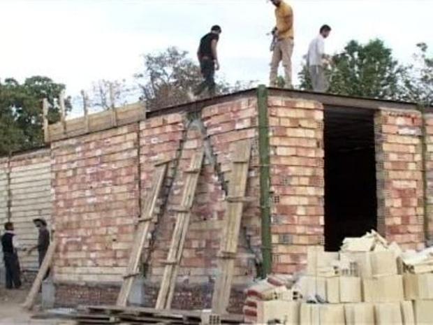 مقاوم سازی 44 درصد واحد های روستایی در شهرستان گناباد