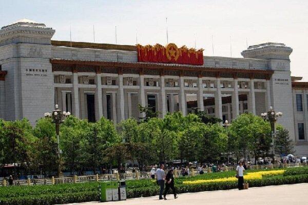 آثار موزه ملی ایران به چین رفت