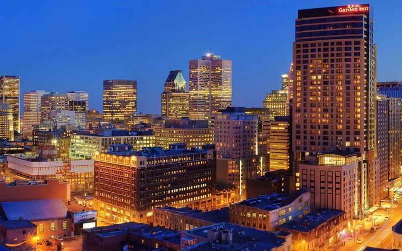 معرفی هتل 4 ستاره هیلتون مونترال کانادا