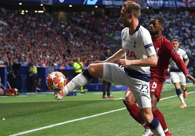 لیگ قهرمانان اروپا، فزونی آماری تاتنهام با وجود شکست در فینال