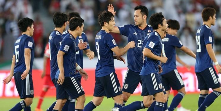 فرار از شکست ویتنام مقابل ژاپن با یاری VAR در نیمه اول