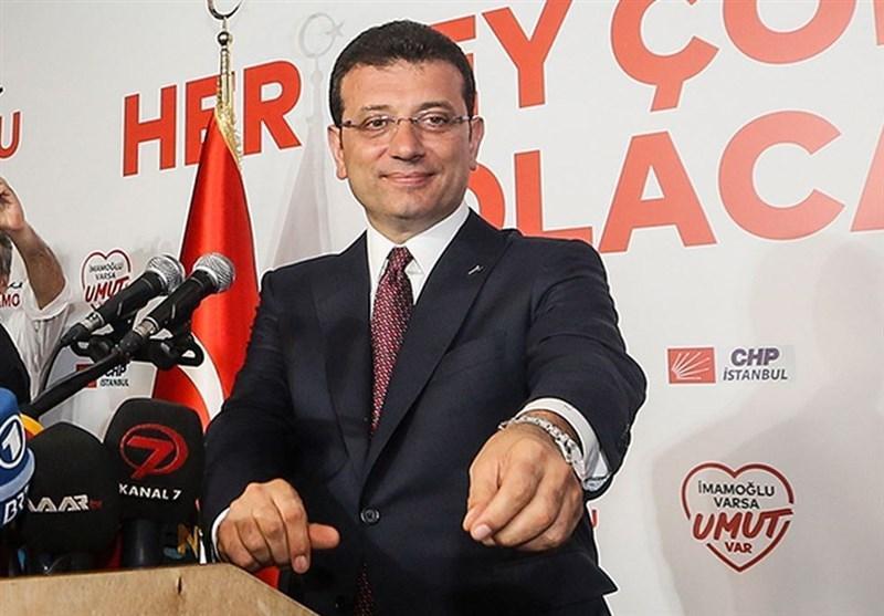 اکرم امام اوغلو رکورد 35ساله انتخابات شهرداری استانبول را شکست
