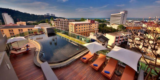 10 تا از بهترین هتل های خیابان واکینگ استریت پاتایا تایلند