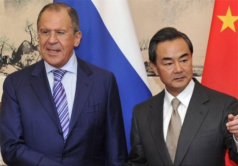 لاوروف: روابط روسیه و چین تحت تأثیر عوامل خارجی قرار نمی گیرد