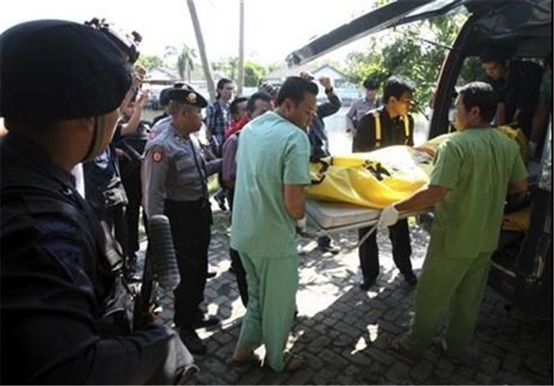 کشته شدن دو شبه نظامی به دست پلیس اندونزی