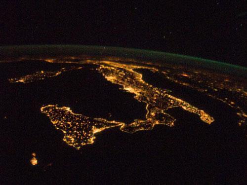 عکس: ایتالیاگردی در یک چشم به هم زدن