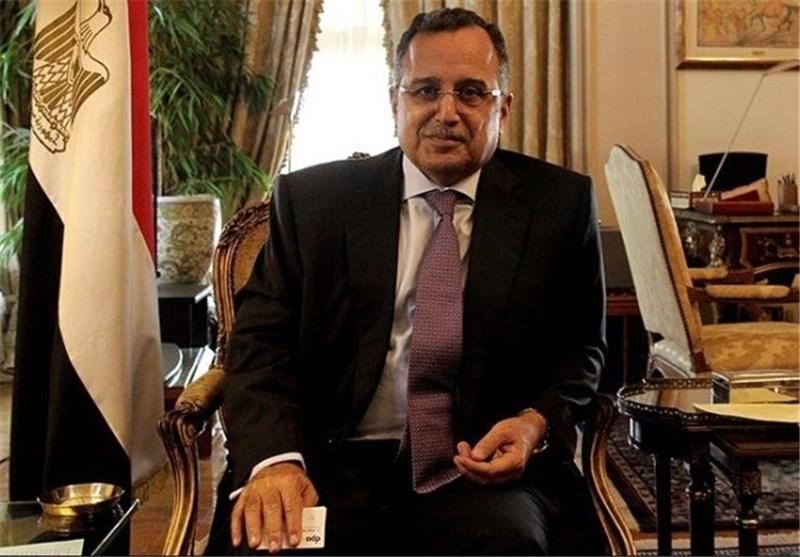 وزیر خارجه عمان با همتای مصری خود دیدار کرد