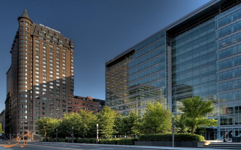 آشنایی با هتل 4 ستاره اینترکانتیننتال مونترال (InterContinental Montreal Hotel)