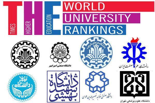 8 دانشگاه ایرانی در میان برترین دانشگاه های آسیا، سنگاپور در صدر
