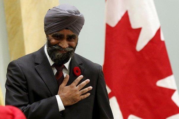 سفر وزیر دفاع کانادا به عراق و اقلیم کردستان این کشور
