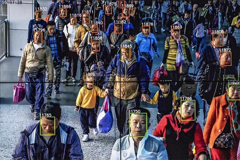 در چین فناوری تشخیص چهره شما را تماشا می نماید