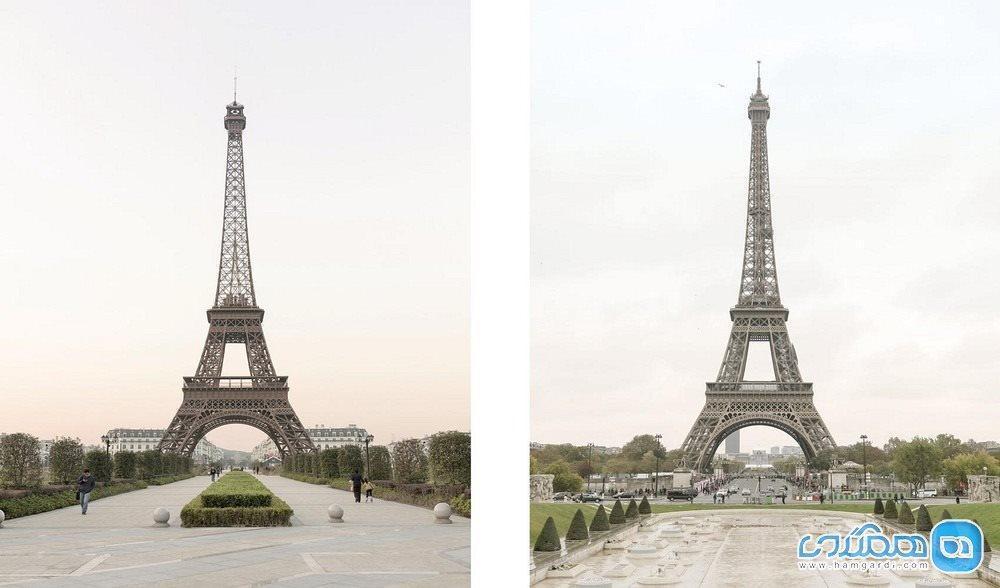 تیانداچنگ ، معرفی پاریس تقلبی در چین