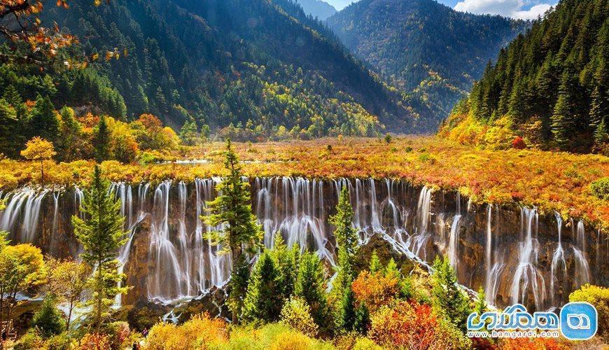 دره جیوژایگو ، شگفتی ها در سفر به چین