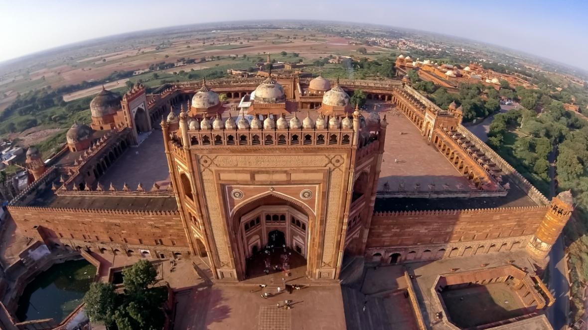 جاذبه های گردشگری آگرا ، هند Agra