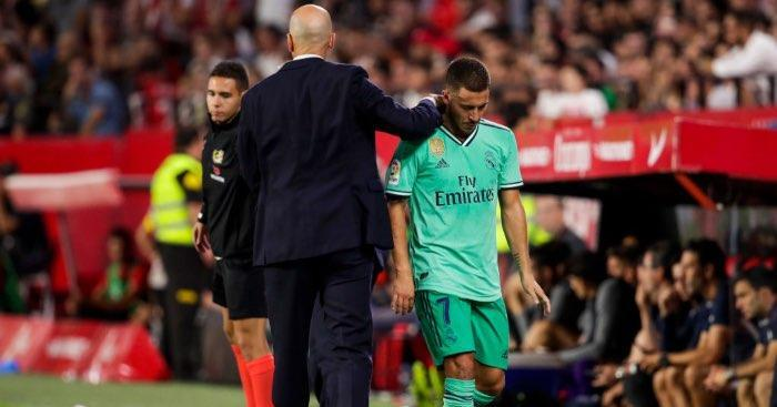 زیدان: شرایط هازارد مانند اوایل حضور من در رئال مادرید است