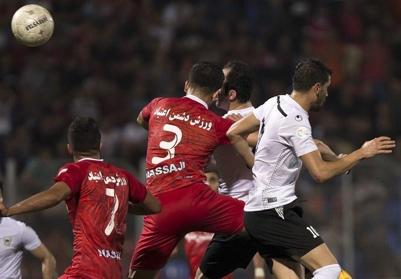 جام حذفی فوتبال، شاهین کامبک زد و در پنالتی خوشه طلایی را حذف کرد