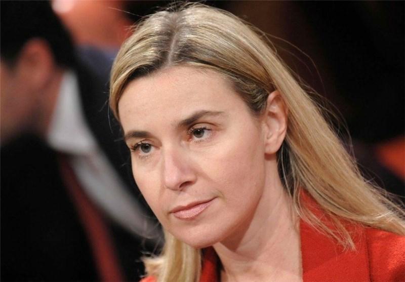 موگرینی جانشین اشتون به عنوان مسئول سیاست خارجی اتحادیه اروپا خواهد بود