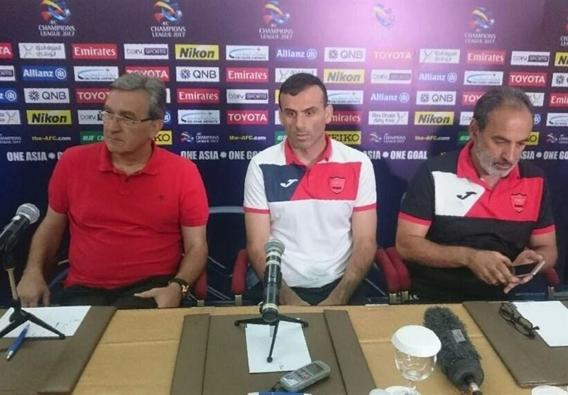 حسینی: ناامید نیستیم و برای هدف بزرگی به عمان آمده ایم