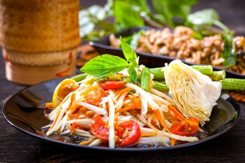 21 غذای تایلندی که نباید در سفر به این کشور از دست بدهید