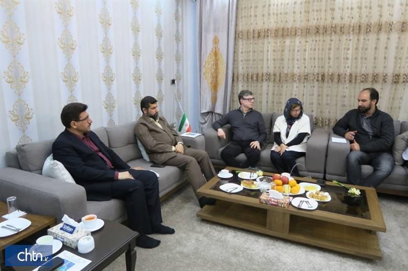آمادگی خوزستان برای همکاری با ایتالیا در راستای توسعه میراث فرهنگی