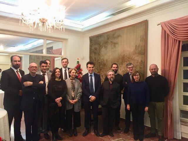 پروژه مشترک ایران و ایتالیا شروع شد