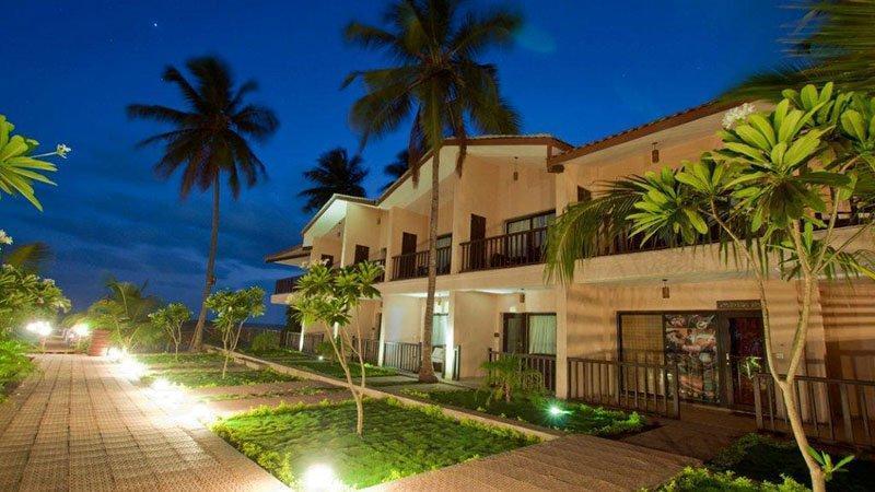 رویایی ترین اقامتگاه ها در جزیره گوا