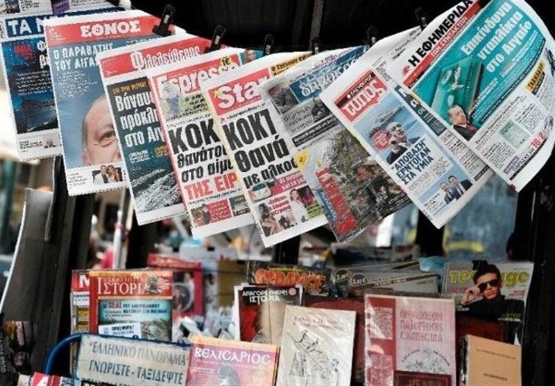 نشریات ترکیه در یک نگاه، سنای آمریکا٬ ترکیه را تهدید به تحریم کرد، از هر 3 جوان ترکیه٬ 1 نفر بیکار است
