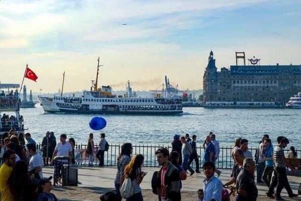 رشد 35 درصدی سفر مردم ترکیه به ایران
