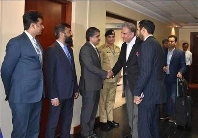 سفر وزیر خارجه پاکستان به سریلانکا و کوشش برای گسترش همکاری های استراتژیک
