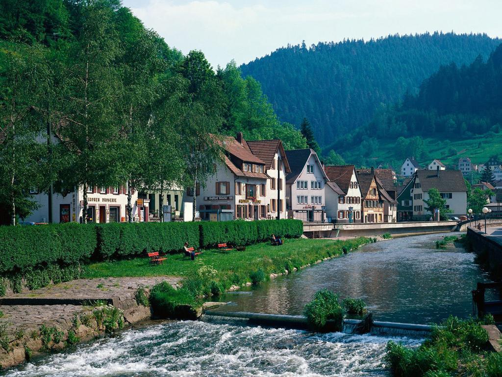 مسیرهای طبیعت گردی کشور آلمان