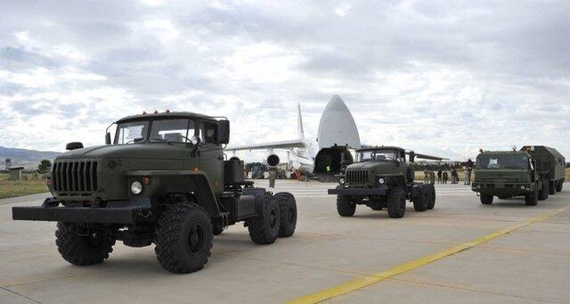 ترکیه: اس400 ظرفیت دفاعی ناتو را افزایش می دهد