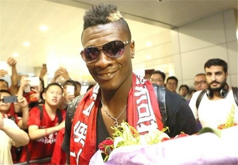 جیان رسماً به شانگهای چین ملحق شد
