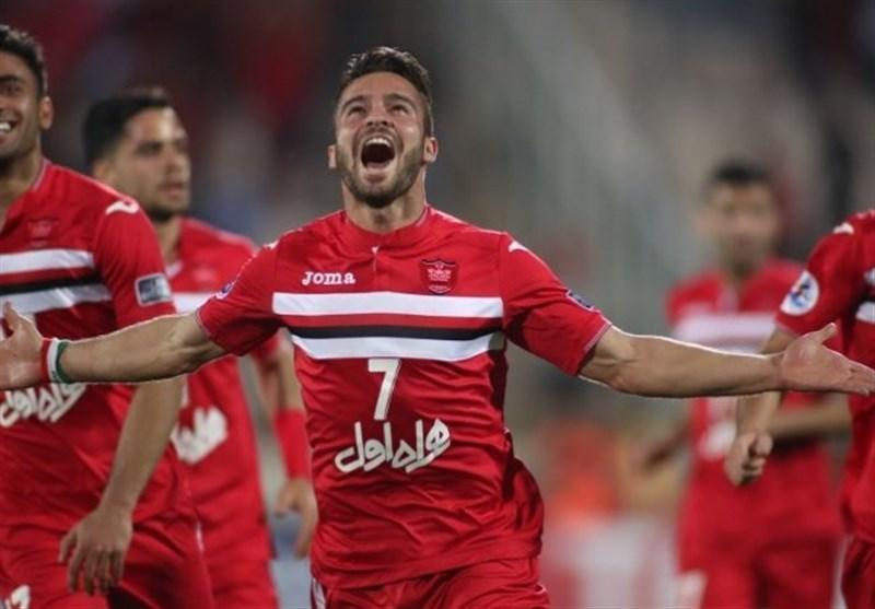 سروش رفیعی در رده سوم بازیکنان برتر هفته پایانی لیگ قهرمانان آسیا