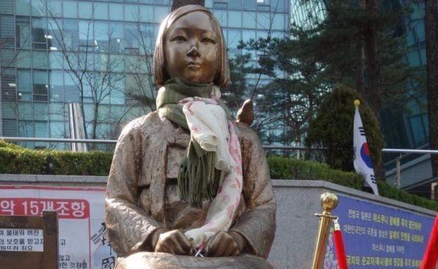 سفیر ژاپن به کره جنوبی باز می شود