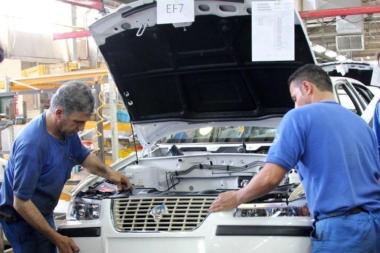 آخرین تحولات بازار خودروی تهران؛ سمند EF7 به 106 میلیون تومان رسید