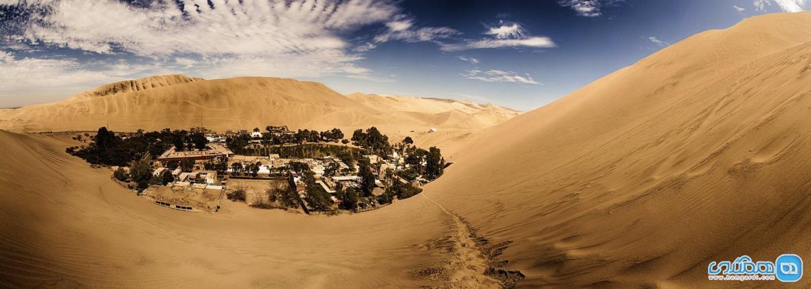 زیباترین شهرهای بیابانی دنیا را بشناسید