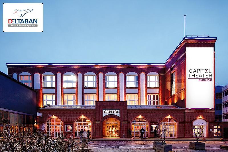 سینماها و تئاترهای شهر دوسلدورف آلمان