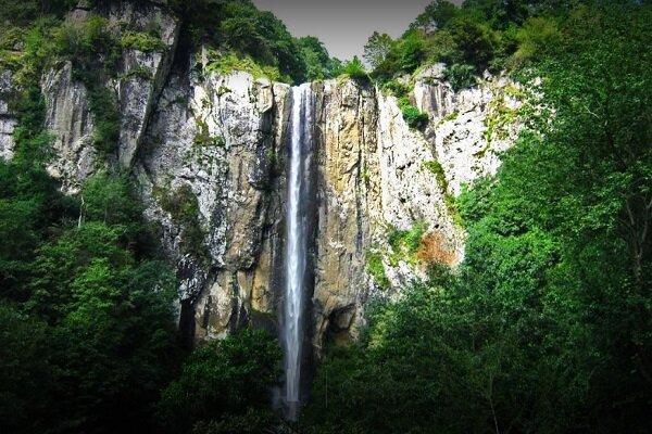 آبشار لاتون آستارا در فهرست آثار ملی ثبت شد