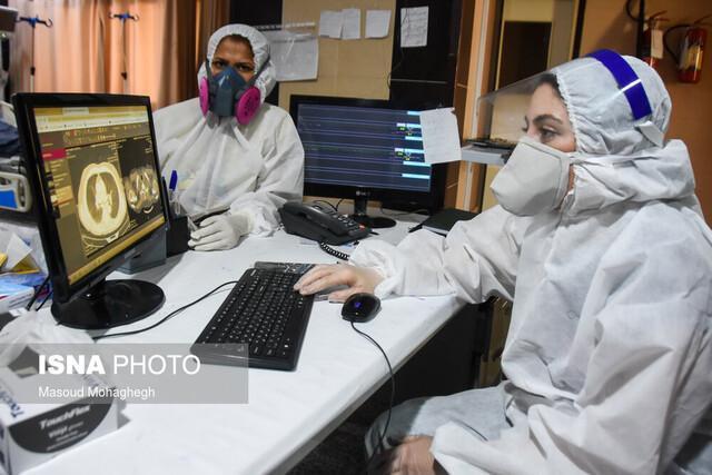 کاهش 50 درصدی بیماران کرونایی در قزوین