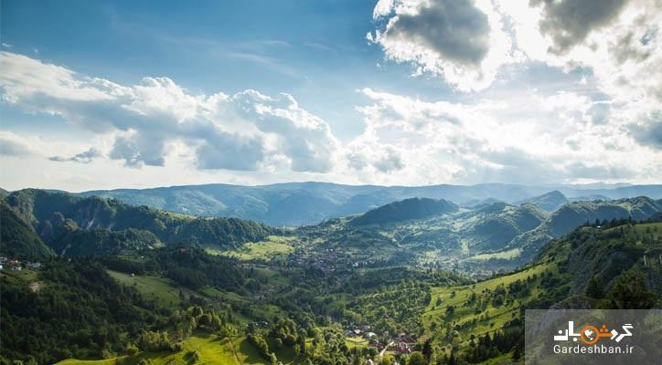 کوه های توریستی کارپات؛مروارید سبز اوکراین