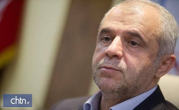 پیام تبریک دکتر مونسان به رئیس بنیاد شهید و امور ایثارگران
