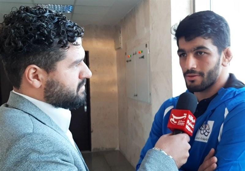 یزدانی: شادمان کردن مردم بیشتر از حضور در جمع بهترین های تاریخ کشتی ایران مهم است