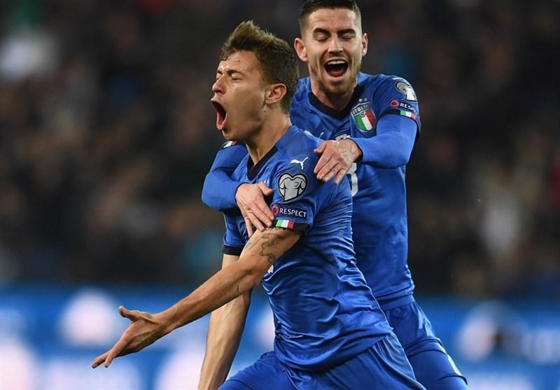 اعلام فهرست ملی پوشان فوتبال ایتالیا برای حضور در لیگ ملت های اروپا