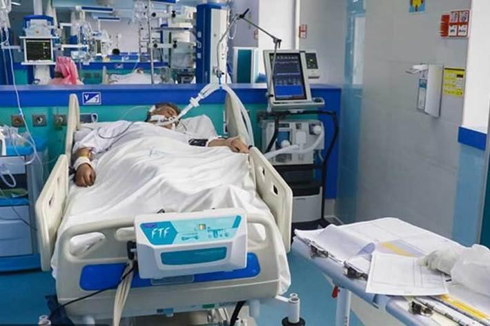 شناسایی 2549 بیمار جدید در 24 ساعت گذشته در کشور ، جانباختن 141 بیمار دیگر بر اثر کرونا