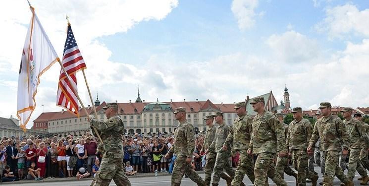 نظامیان آمریکا به صورت دائم در لهستان مستقر می شوند